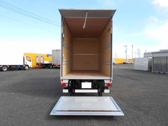 三菱 キャンター 小型 アルミバン パワーゲート サイドドア|架装 フルハーフ トラック 画像 トラックバンク掲載