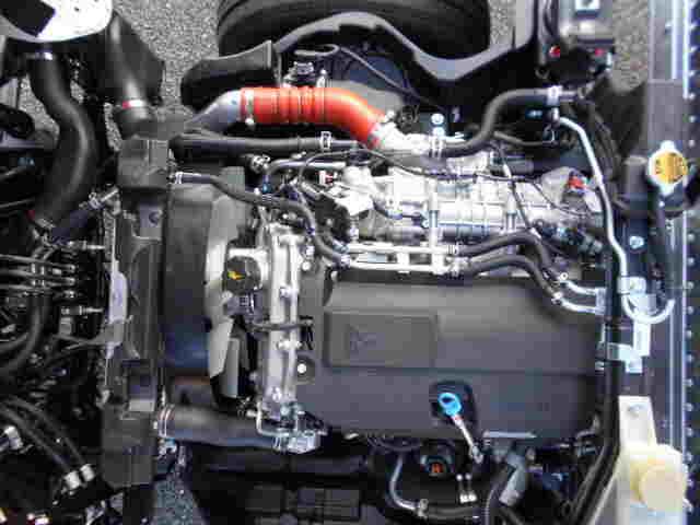 三菱 キャンター 小型 アルミバン パワーゲート サイドドア|シフト MT5 トラック 画像 ステアリンク掲載