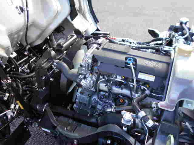 三菱 キャンター 小型 アルミバン パワーゲート サイドドア|リサイクル券 8,830円 トラック 画像 トラック市掲載