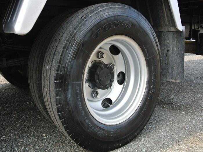 いすゞ エルフ 小型 ウイング 床鉄板 PA-NPR81R|馬力 160ps トラック 画像 トラックバンク掲載