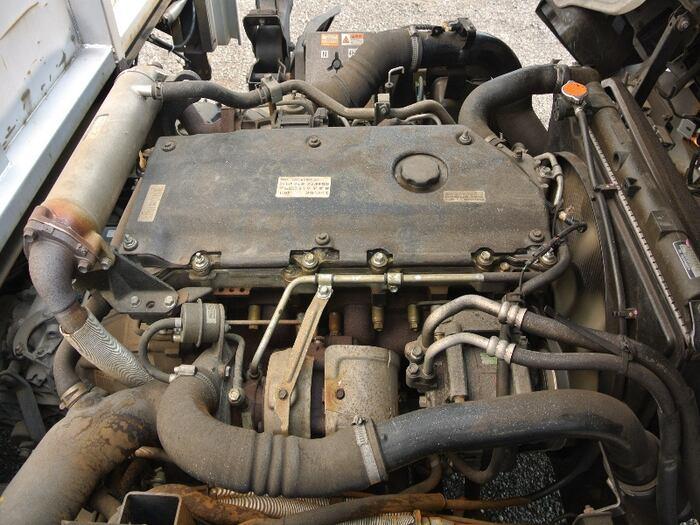 いすゞ エルフ 小型 ウイング 床鉄板 PA-NPR81R|架装 不二自動車 トラック 画像 トラックバンク掲載