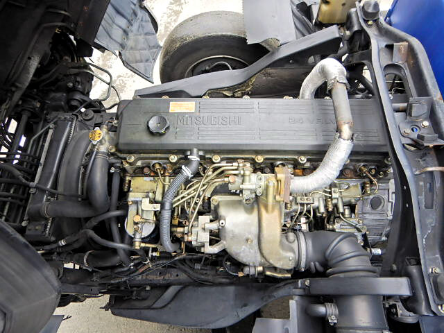 三菱 ファイター 中型 パッカー車 プレス式 KK-FK71HE|年式 H14 トラック 画像 トラックサミット掲載
