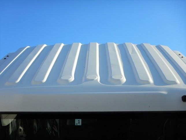 いすゞ フォワード 中型 クレーン付 4段 ラジコン 架装 ユニック トラック 画像 トラックバンク掲載