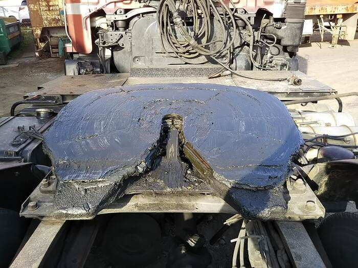 日野 プロフィア 大型 トラクタ 1デフ ベッド トラック 背面・荷台画像 トラック市掲載