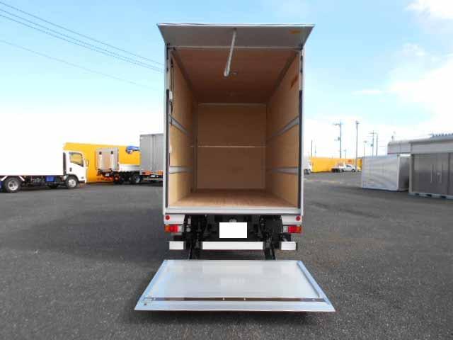 三菱 キャンター 小型 アルミバン パワーゲート サイドドア 画像4