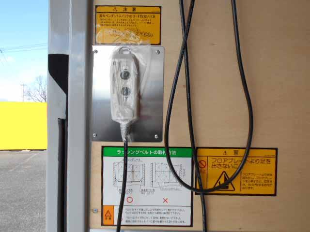 三菱 キャンター 小型 アルミバン パワーゲート サイドドア 画像7