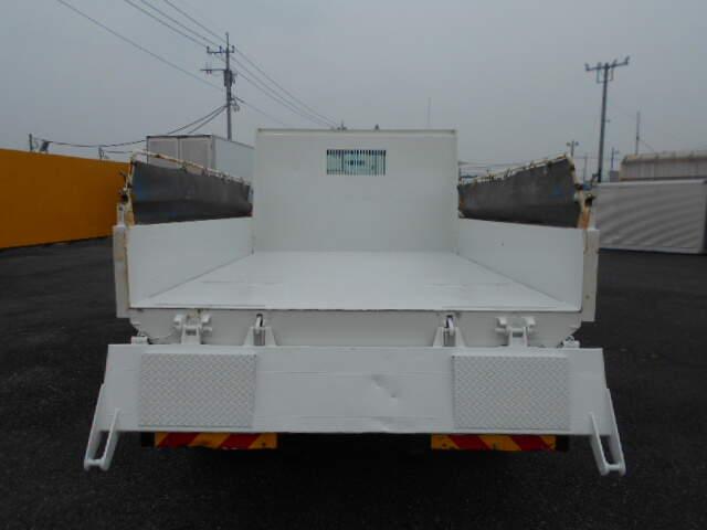 日野 デュトロ 小型 ダンプ ローダー コボレーン|運転席 トラック 画像 トラック王国掲載