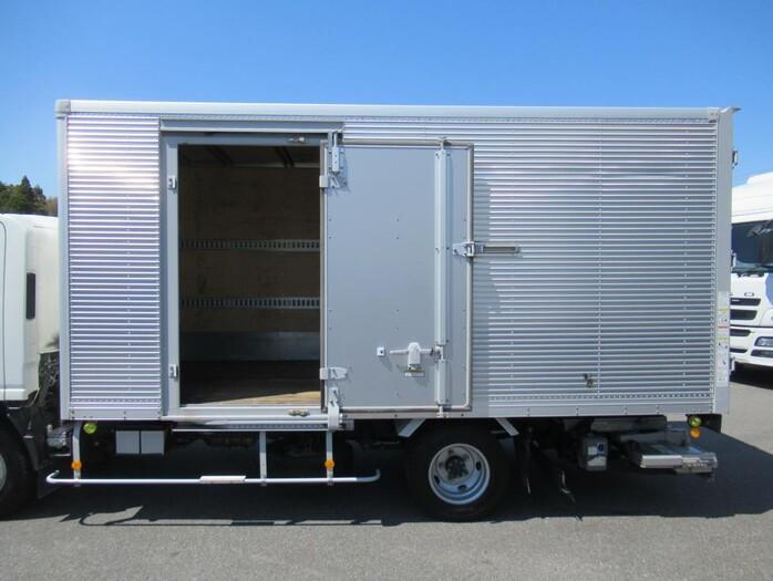 いすゞ エルフ 小型 アルミバン パワーゲート サイドドア 画像9