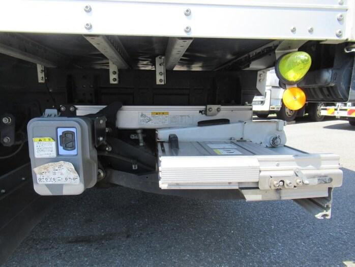 いすゞ エルフ 小型 アルミバン パワーゲート サイドドア 画像16