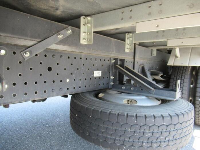 いすゞ エルフ 小型 アルミバン パワーゲート サイドドア 画像18