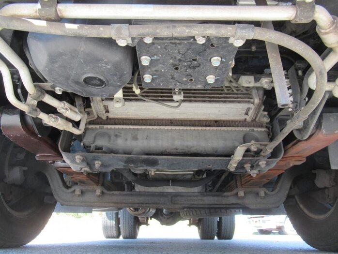 三菱 キャンター 小型 ダンプ 強化 TKG-FBA60|運転席 トラック 画像 トラック王国掲載