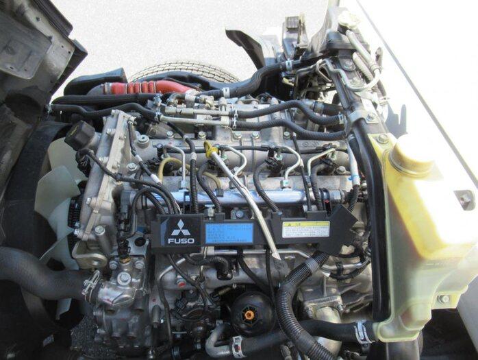 三菱 キャンター 小型 ダンプ 強化 TKG-FBA60|フロントガラス トラック 画像 トラック王国掲載