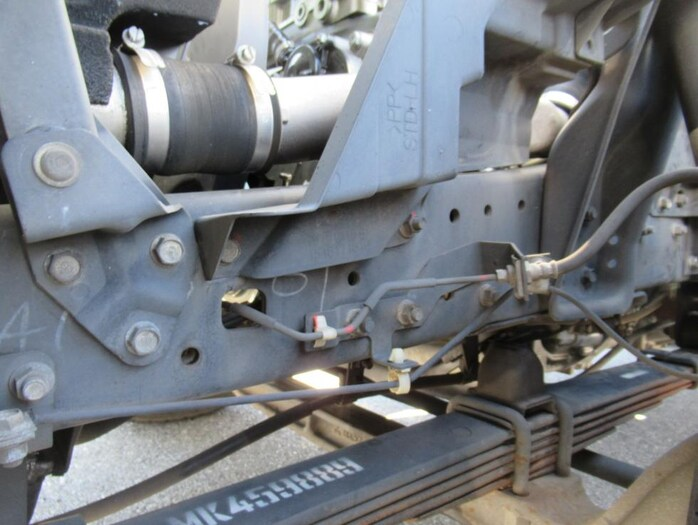 三菱 キャンター 小型 ダンプ 強化 TKG-FBA60|車検  トラック 画像 キントラ掲載