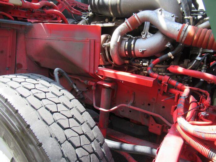 日産UD クオン 大型 平ボディ 床鉄板 エアサス エンジン トラック 画像 トラスキー掲載