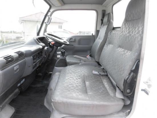 いすゞ エルフ 小型 高所・建柱車 高所作業車 PB-NKR81AN 画像9