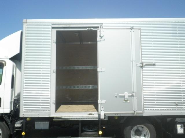 いすゞ エルフ 小型 アルミバン パワーゲート サイドドア 画像6
