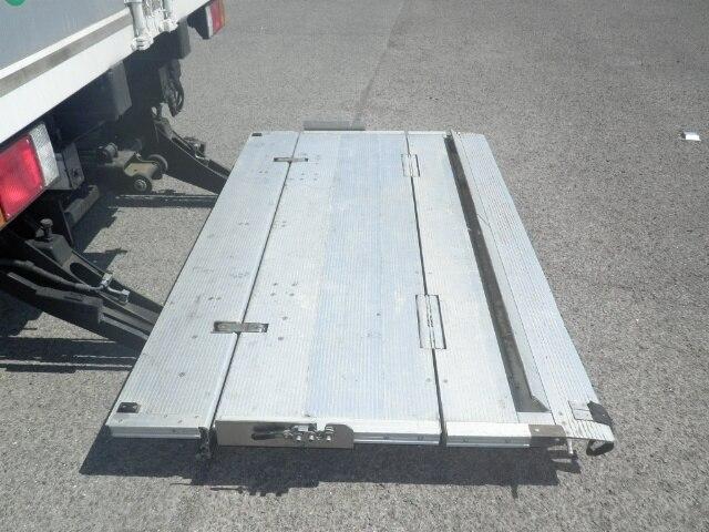 いすゞ エルフ 小型 アルミバン パワーゲート サイドドア 画像7