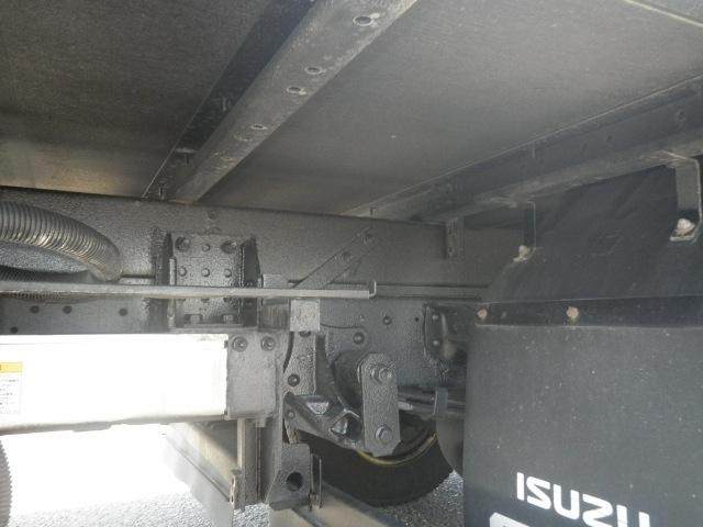いすゞ エルフ 小型 アルミバン パワーゲート サイドドア 画像13