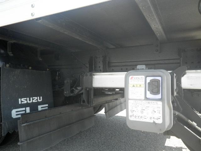 いすゞ エルフ 小型 アルミバン パワーゲート サイドドア 画像15