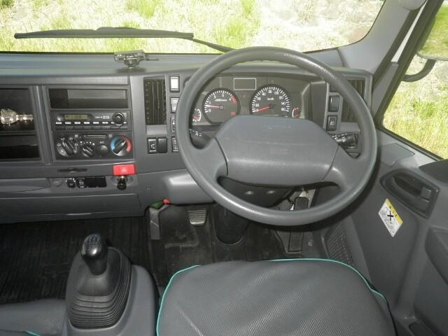 いすゞ エルフ 小型 アルミバン パワーゲート サイドドア 画像8