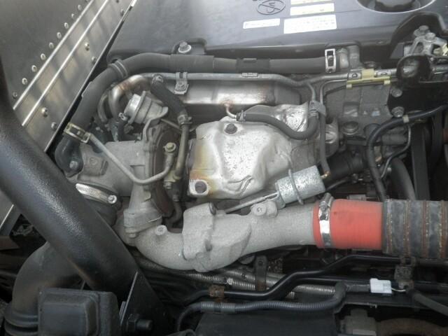 いすゞ エルフ 小型 アルミバン パワーゲート サイドドア 画像10