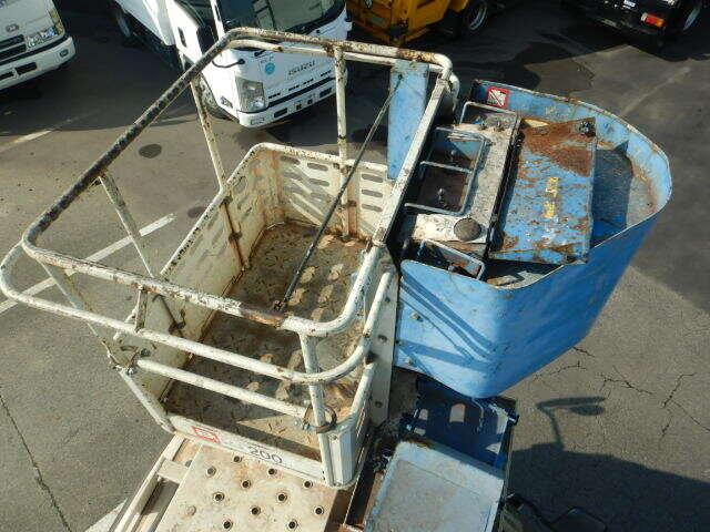 日野 デュトロ 小型 高所・建柱車 高所作業車 PB-XZU301E|画像5