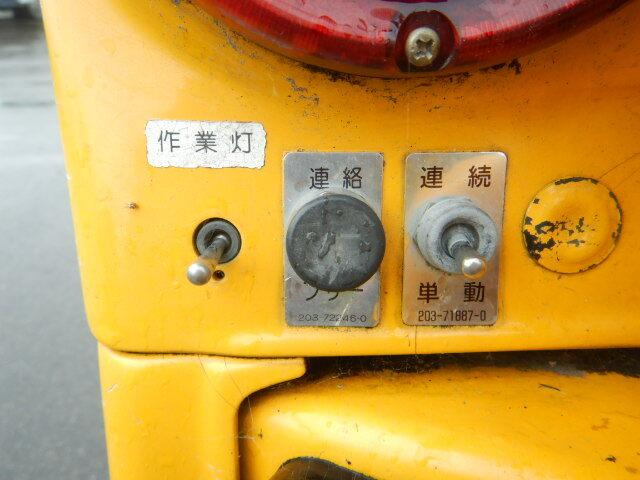 三菱 キャンター 小型 パッカー車 プレス式 PA-FE83DCY|画像13