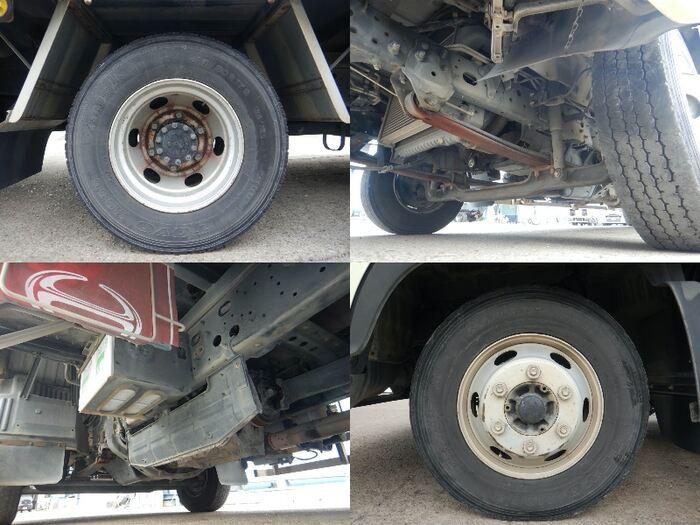 日野 レンジャー 中型 ウイング 幌ウイング ベッド|型式 PB-FD7JLFA トラック 画像 栗山自動車掲載