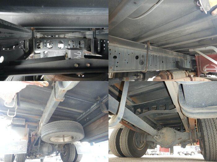 日野 レンジャー 中型 ウイング 幌ウイング ベッド|駆動方式 2WD トラック 画像 リトラス掲載