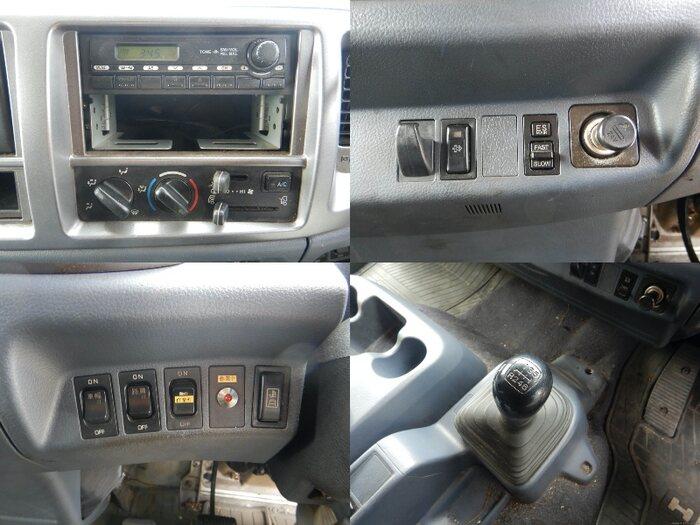 日野 レンジャー 中型 ウイング 幌ウイング ベッド|車検  トラック 画像 キントラ掲載