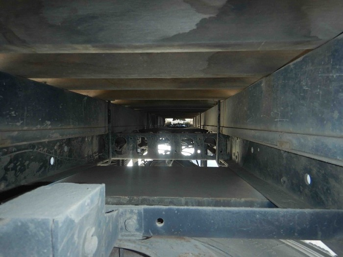 日野 レンジャー 中型 クレーン付 床鉄板 アルミブロック 画像13