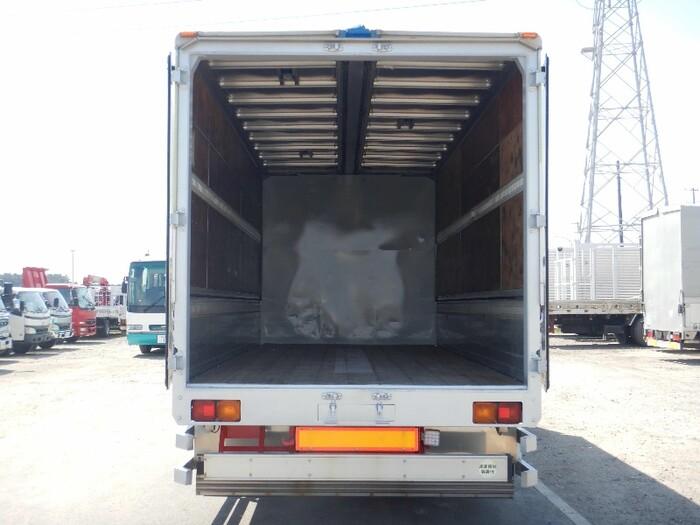三菱 ファイター 中型 ウイング ベッド PJ-FK62FZ|積載 7t トラック 画像 ステアリンク掲載