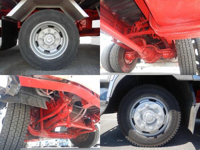 三菱 ファイター 中型 ウイング ベッド PJ-FK62FZ|年式 H17 トラック 画像 トラックサミット掲載