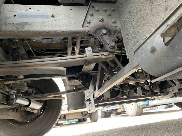 日野 メルファ 中型 バス 乗合バス PB-RR7JJAA|運転席 トラック 画像 トラック王国掲載
