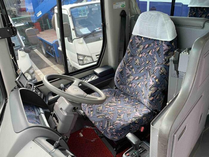 日野 メルファ 中型 バス 乗合バス PB-RR7JJAA|駆動方式 2WD トラック 画像 リトラス掲載