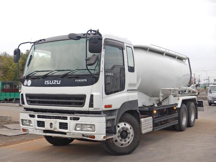 いすゞ ギガ 大型 タンク車 バキューム PJ-CYM51Q6 画像1