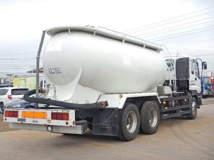 いすゞ ギガ 大型 タンク車 バキューム PJ-CYM51Q6 画像2