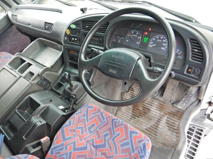 いすゞ ギガ 大型 タンク車 バキューム PJ-CYM51Q6 画像6