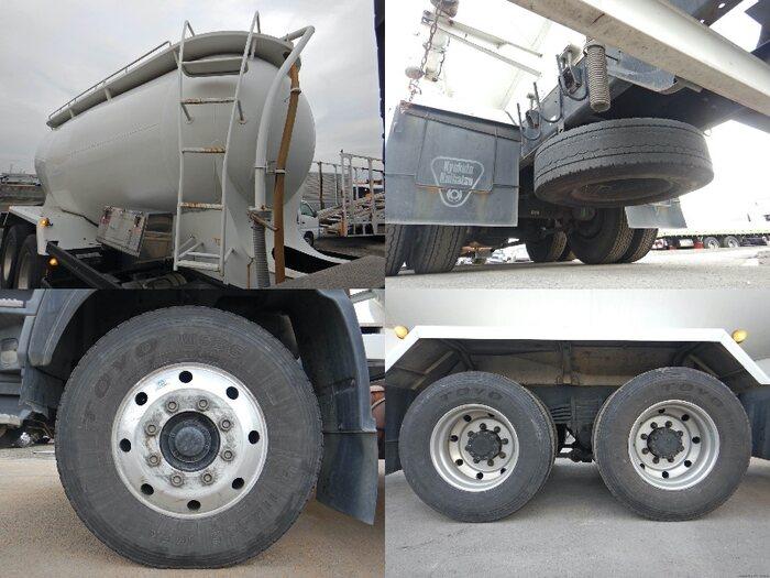 いすゞ ギガ 大型 タンク車 バキューム PJ-CYM51Q6 画像14