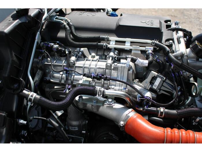 三菱 キャンター 小型 ダンプ 強化 2PG-FBA30|駆動方式 4x2 トラック 画像 リトラス掲載