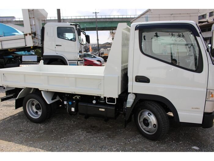 三菱 キャンター 小型 ダンプ 強化 2PG-FBA30|トラック 背面・荷台画像 トラック市掲載