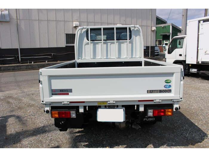 三菱 キャンター 小型 平ボディ Wキャブ 2TG-FBA00 車検 R4.3 トラック 画像 キントラ掲載