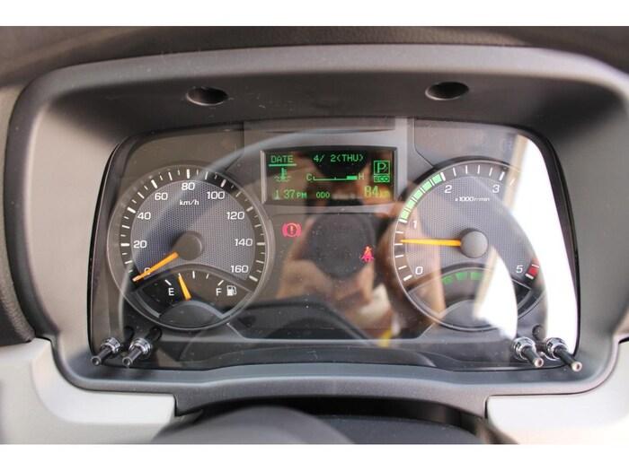 三菱 キャンター 小型 平ボディ Wキャブ 2TG-FBA00 走行距離 0.1万km トラック 画像 トラックランド掲載