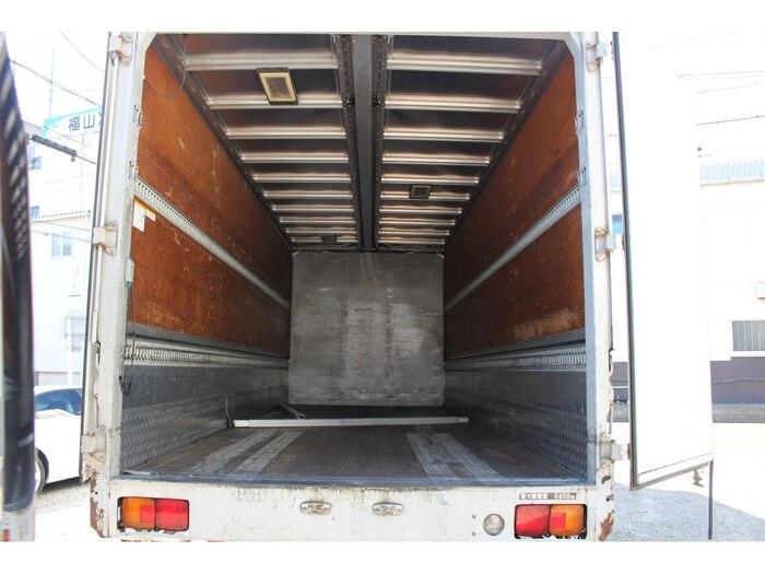 日野 レンジャー 中型 ウイング パワーゲート ベッド|シフト MT6 トラック 画像 ステアリンク掲載