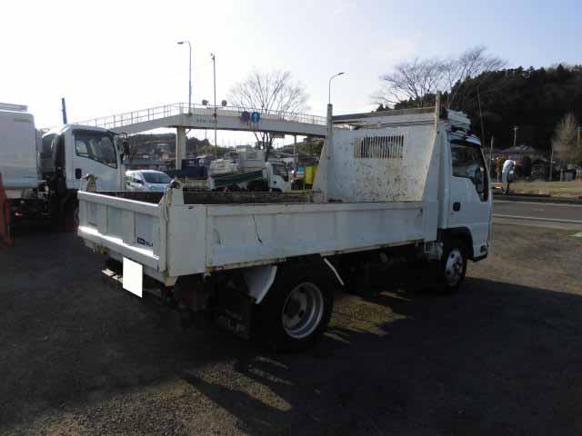 いすゞ エルフ 小型 ダンプ TPG-NKR85AD H28 画像2