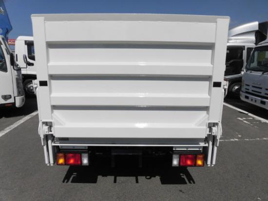 マツダ タイタン 小型 平ボディ パワーゲート TKG-LKR85A|トラック 背面・荷台画像 トラック市掲載