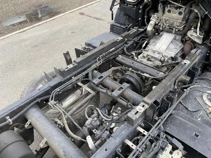 三菱 キャンター 小型 ダンプ コボレーン TKG-FBA60|エンジン トラック 画像 トラスキー掲載