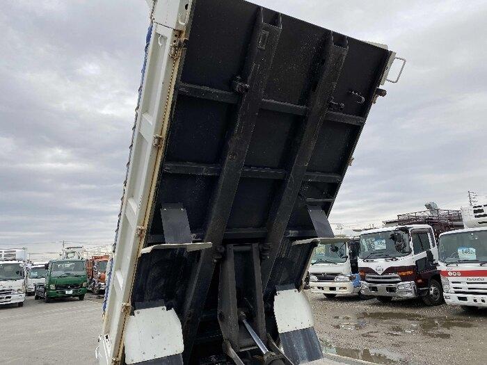 三菱 キャンター 小型 ダンプ コボレーン TKG-FBA60|シフト MT5 トラック 画像 ステアリンク掲載