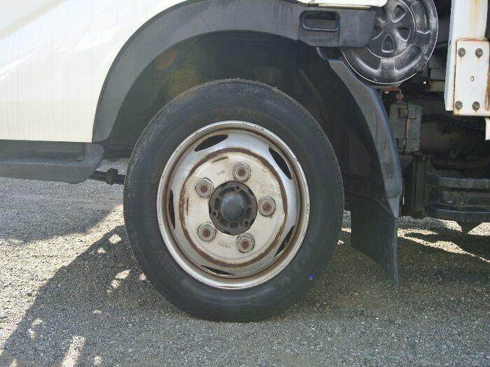 日野 デュトロ 小型 平ボディ PB-XZU401M H16|フロントガラス トラック 画像 トラック王国掲載