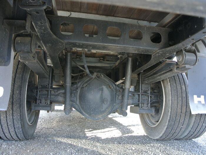 日野 デュトロ 小型 平ボディ PB-XZU401M H16|型式 PB-XZU401M トラック 画像 栗山自動車掲載